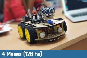 Curso de Robotica Arduino